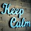 Stock - Keep Calm