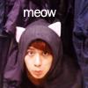 yurete: meow