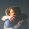 deezy_y: Sam and Dean hug intimate