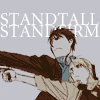 clewilan: FMA - Stand tall