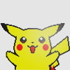 pikachu ☆ leap into my arms