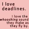 meredith44: Deadlines by maharet83
