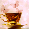 Tea Butterflies