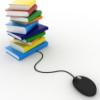 мышка с книжкой