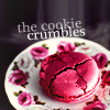 Stock- Crumbled Cookie