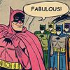 One Bunny, Two Bunny, Three Bunny ... BALLS: BATMAN - Pink and fabulous!