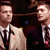 Keeper of the Superfluous Es!: Dean&Cas/Moshes