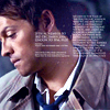 Keeper of the Superfluous Es!: Castiel/Moshes
