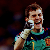 sherrilina: San Iker Casillas (Football)