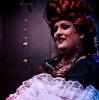 Miss Violet DeVille - Parasol Down