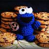 Kellie: Cookie Monster - toy||cookies ftw!