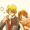 Sanji x Nami - Coffee