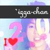 ishiza: izza-chan ♥