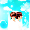 `★▬kyssderain: DongHae > Cyan