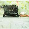 Leigh: typewriter
