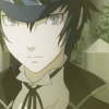 Shirogane Naoto (白鐘 直斗): Love is hell; hell is love.