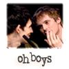Mel: Merlin - Bradley & Colin (oh boys)