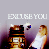 dw :: rose :: excuse you!