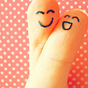 lovefingers, happyfingers, couple