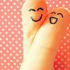 lovefingers, happyfingers, couple
