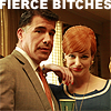 Amanda: Mad Men - fierce bitches