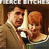 Amanda: Mad Men - fierce bitches