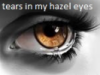Deborah Henning-Huff: Tears in my Hazel Eyes
