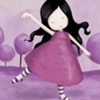 танцующая девочка (мульт)