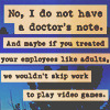twisting_vine_x: Miscellaneous - Doctor's Note