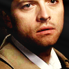 Mish: Castiel -- Dramatic Lighting