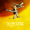 Mish: Star Wars -- X-Wing Fighters