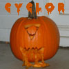 Cyclor - cannibal lord of the pumpkins!