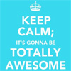 duh i read: [mis] totally awesome