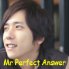 shokim: mr perfect answer