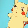 pikachu ☆ you spin me round round