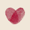 Sarah: Love: Thumbprint