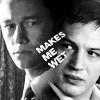 Sarah: Eames/Arthur: Wet