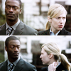 Meredith: Hardison and Parker - suits
