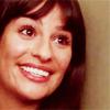 and every time life began again: Glee | Rachel :)