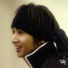 Hikaru: Koichi cute towel smile