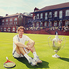 andy murray: the grass is greener