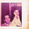 retrovicious: ♠ bogie and bacall