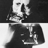 Mish: Star Wars -- Darth Vader Contrast Before