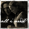 Hermione/Severus - all I need