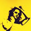 K; yellow.