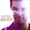 Alli Snow: tv // fringe // peter bishop