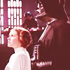 Gabriela: {Movie} SW: Vader&Leia § Alderaan | ANH