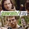 Camelot Gawain/Kay