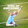 (iker) king of awesome