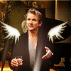 Geaven: SPN - Balthazar with wings